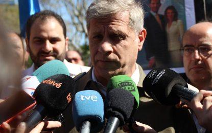 Alberto Fernández pide reforzar el apoyo a inspectores municipales y Guardia Urbana