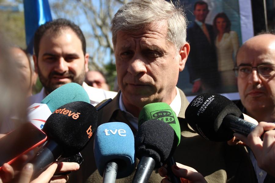 """PP (Barcelona): """"Este es un ejemplo de la Españafobia, el castellano es lengua de Cataluña"""""""