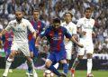 FC Barsa tapa por una noche sus penas con una victoria en ante el líder Real Madrid (2-3)