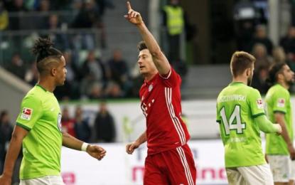 El Bayern, campeón de la Bundesliga por quinto año consecutivo en Alemania