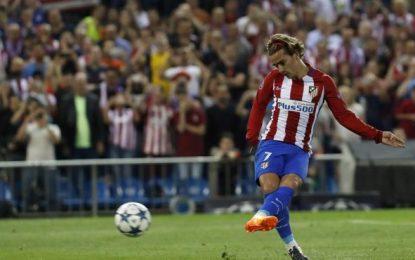 1-0. Primer objetivo cumplido para el Atlético y frenazo para crecimiento del Leicester