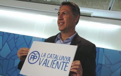 """Albiol lanza «La Cataluña Valiente», """"apuesta por la libertad"""" y contra """"asfixia rupturista"""" separatista"""