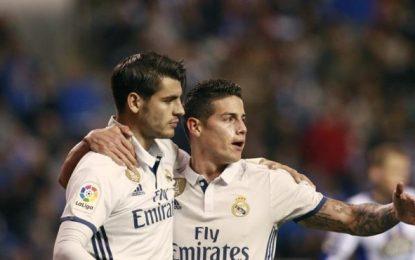 Madrid responde con un recital (2-6) a la humillación del Barsa al Deportivo en Campo Nuevo