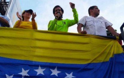 La oposición en Venezuela anuncia nueva movilización pacífica para este miércoles 26 de abril