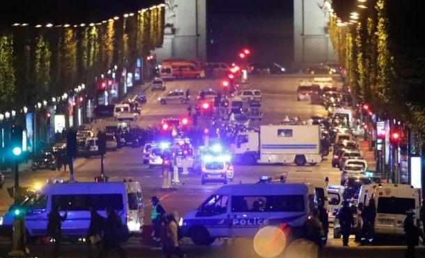 El Dáesh asume la autoría del atentado de anoche en Campos Elíseos de París (Francia)