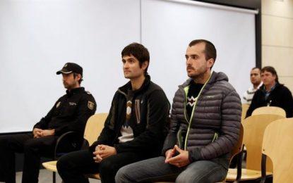 44 años de cárcel para los 2 terroristas de ETA asesinos del empresario Ignacio Uría en 2008