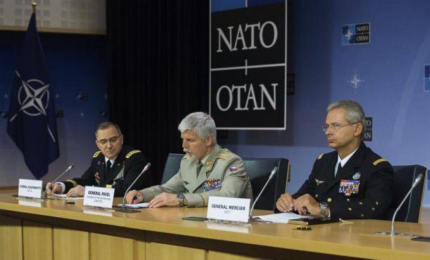 Piden que OTAN entre en coalición contra la banda terrorista islamista 'Estado Islámico'