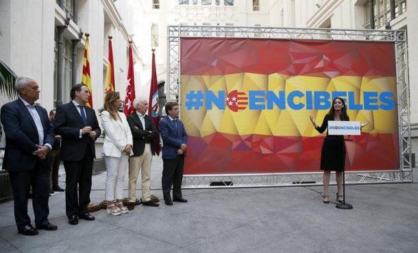 """Levy (PP): La extrema izquierda pone """"la alfombra roja"""" al separatismo en Madrid"""