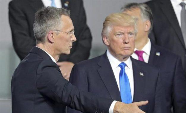 """Trump pide para la """"inmigración"""" islamista en Europa, vínculo del """"terrorismo"""" yihadista"""