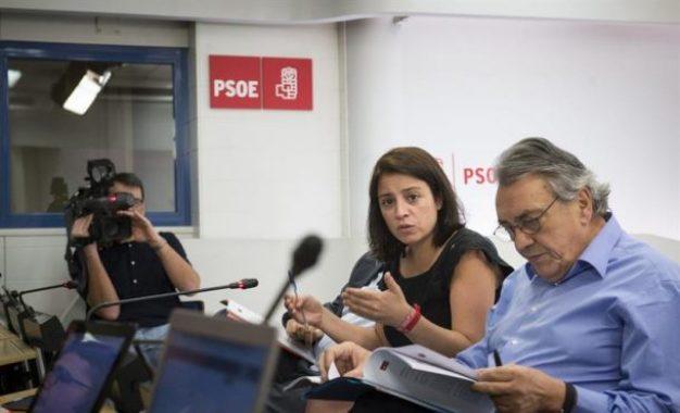 """Sánchez pactará la """"abstención"""" o el 'NO' del PSOE a moción de censura de Podemos contra Rajoy"""