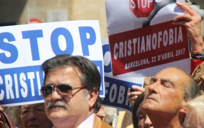"""CJTM exige un """"respeto"""" a Movistar por """"llamar gilipollas a los creyentes"""" en Movistar TV"""