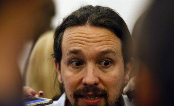 La extrema izquierda registra hoy su censura a Rajoy con Pablo Iglesias candidato al Gobierno