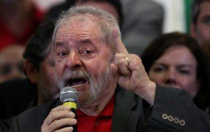 La Fiscalía brasileña denuncia a Lula por lavado de dinero y corrupción