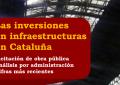 «Las inversiones en infraestructuras en Cataluña 2016», el separatismo miente