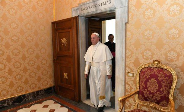 """El papa alerta del crecimiento de una """"cultura de la destrucción"""" en el mundo"""