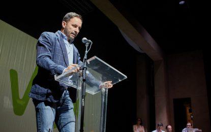 Abascal mantiene hoy un ecuentro con afiliados y simpatizantes de VOX en Alicante