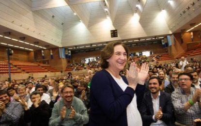 Ada Colau resiste, 2 años de Gobierno sin signos de desgaste y buena valoración ciudadana
