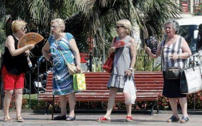 Las temperaturas volverán mañana miércoles en valores muy altos en España