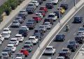Hoy comienza el primer gran movimiento de coches del verano