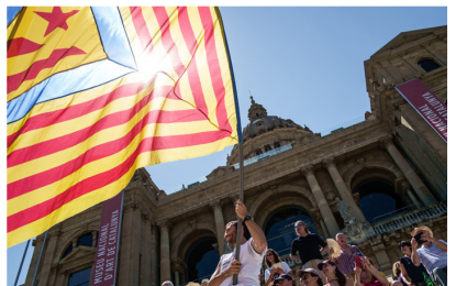 "«The New York Times»: ""Cataluña es Escocia o Quebec"", Rajoy debe ""permitir el referéndum"""
