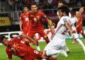 La selección española juega con fuego en Skopje (Macedonia) pero sale indemne (1-2)