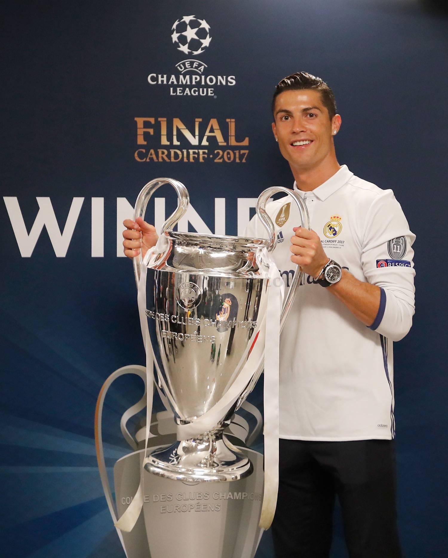 """Fichar a Cristiano Ronaldo del Real Madrid es """"misión imposible"""""""