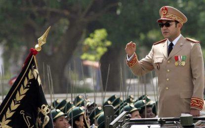 Marruecos ordena acoger a los sirios varados 2 meses en frontera del país con Argelia