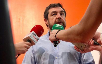 """Gutiérrez dice que Cs es la """"solución"""" ante un PP """"corrupto"""" y un PSOE que """"cambia de opinión"""""""