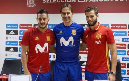 """""""No hay nada que reconciliar"""" entre """"los que defienden a su Club y a esta camiseta"""" de España"""