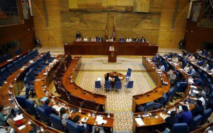 Podemos pierde, como estaba previsto, su moción de censura contra Cristina Cifuentes (PP)