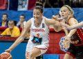 La selección española de baloncesto llega a una nueva final tras un soberbio partido