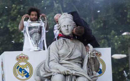 """Marcelo (Real Madrid): """"Con el trabajo en equipo se pueden ganar títulos"""""""