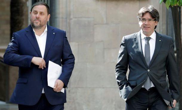 """La Asamblea Constituyente fiscalizará el """"entramado institucional"""" de República Catalana"""