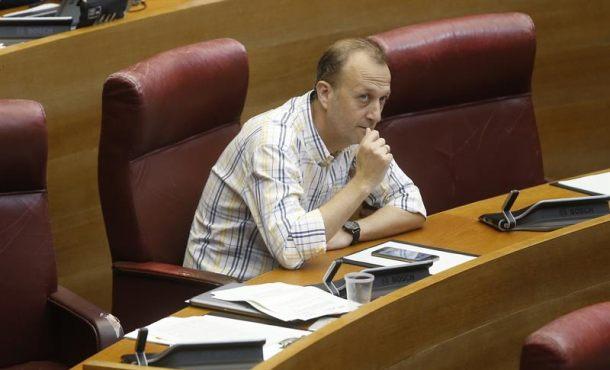 Los 4 diputados que abandonaron Ciudadanos (Cs) en Valencia pasan al 'Grupo No Adscrito'