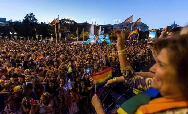 El Orgullo Gay Madrid, un nuevo negocio con 115 millones € de ingresos