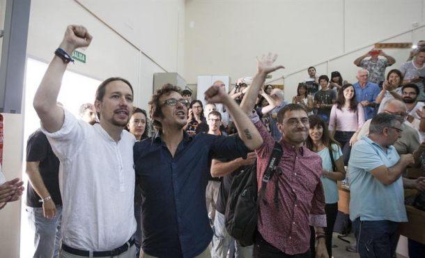 """Podemos Nacional rechaza la decisión de Podemos Cataluña de """"participar"""" en referéndum ilegal"""