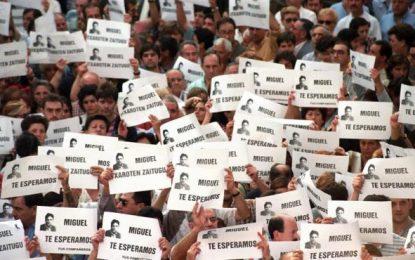 Roberto (Policía) recuerda el gran despliegue de búsqueda de Miguel Ángel Blanco, 20 años después