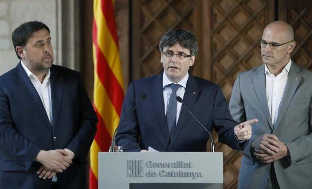 Junquera y Romera quieren comprar las urnas del referéndum separatista con el dinero de los españoles