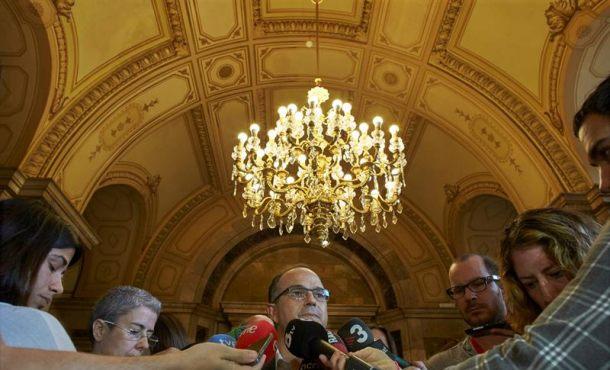 2 imputados exigen responsabilidades de Turull, el nuevo consejero de Gobierno catalán