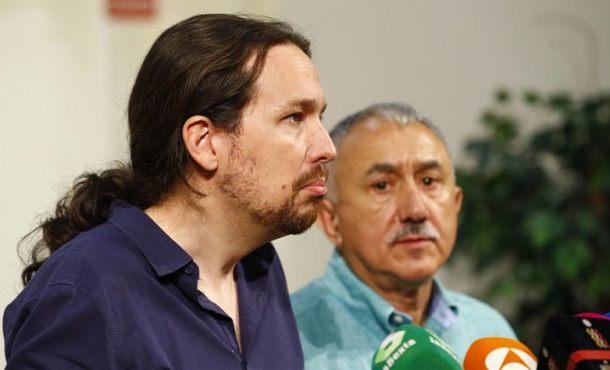 """Pablo Iglesias: """"A mí no me sobra nadie"""", Podemos es """"una fuerza de Gobierno"""""""