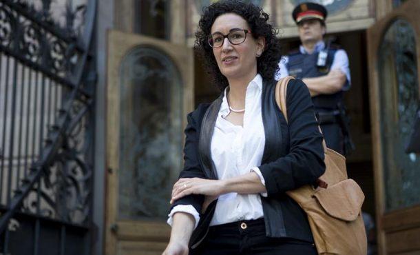 """Marta Rovira (ERC): El separatismo está """"perseguido en Cataluña"""""""