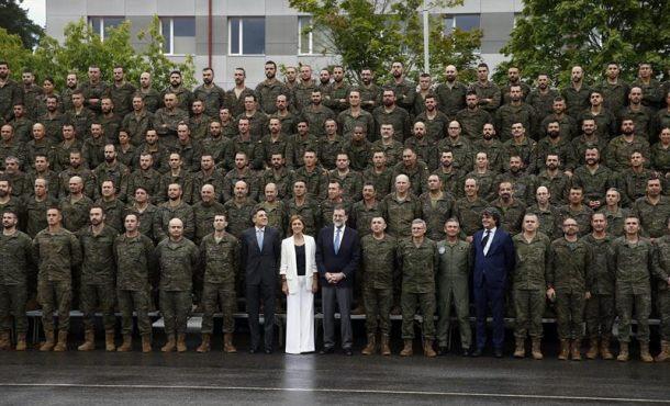 España reafirma su compromiso con la OTAN y la seguridad en los países bálticos