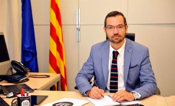 Otro que dimite en la Consejería de Interior de Cataluña por el referéndum