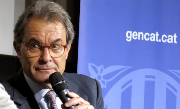 El Tribunal obligará a Artur Mas a pagar con su patrimonio el coste del referéndum de 9N