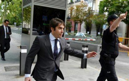 El presidente de la Real Federación Española de Fútbo y su hijo ingresan en prisión por corrupción