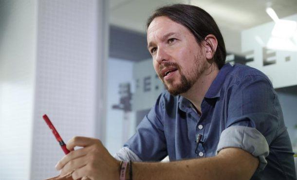 Iglesias aplaude que el PSOE acerque posiciones para sacar al PP del Gobierno