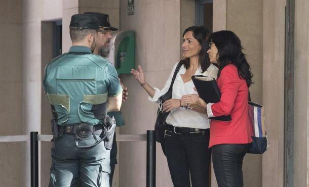 Otros altos cargos del Gobierno de Cataluña ante la Guardia Civil por el referéndum