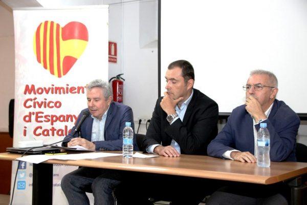 """Historia de un Compromiso"" de catalanes con España ante 3 citas de un histórico Otoño catalán"