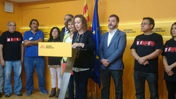 """PDeCAT y ERC piden la comparecencia del ministro de Hacienda por """"condicionar el referéndum"""""""
