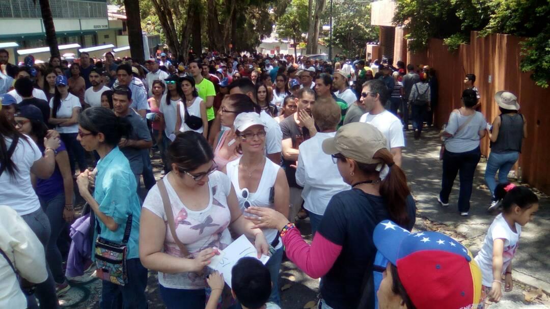 Parlamento de Venezuela: Sube la participación entre el doble, 10 % y 20 % en algunos puntos